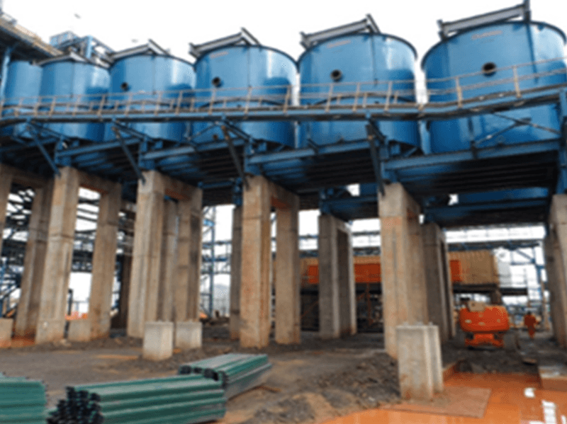 Kibali Project – DEMOCRATIC REPUBLIC OF CONGO – Professional Cost